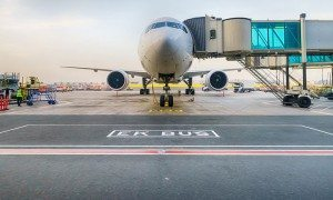 Neom Bay Airport marks major milestone with debut commercial flight